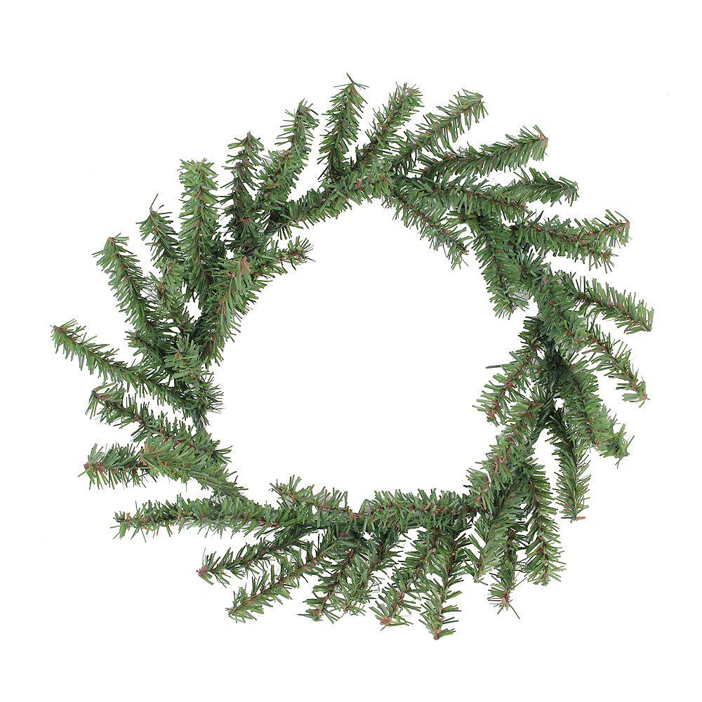 "Northlight 10"" Mini Pine Artificial Christmas Wreath - Unlit"