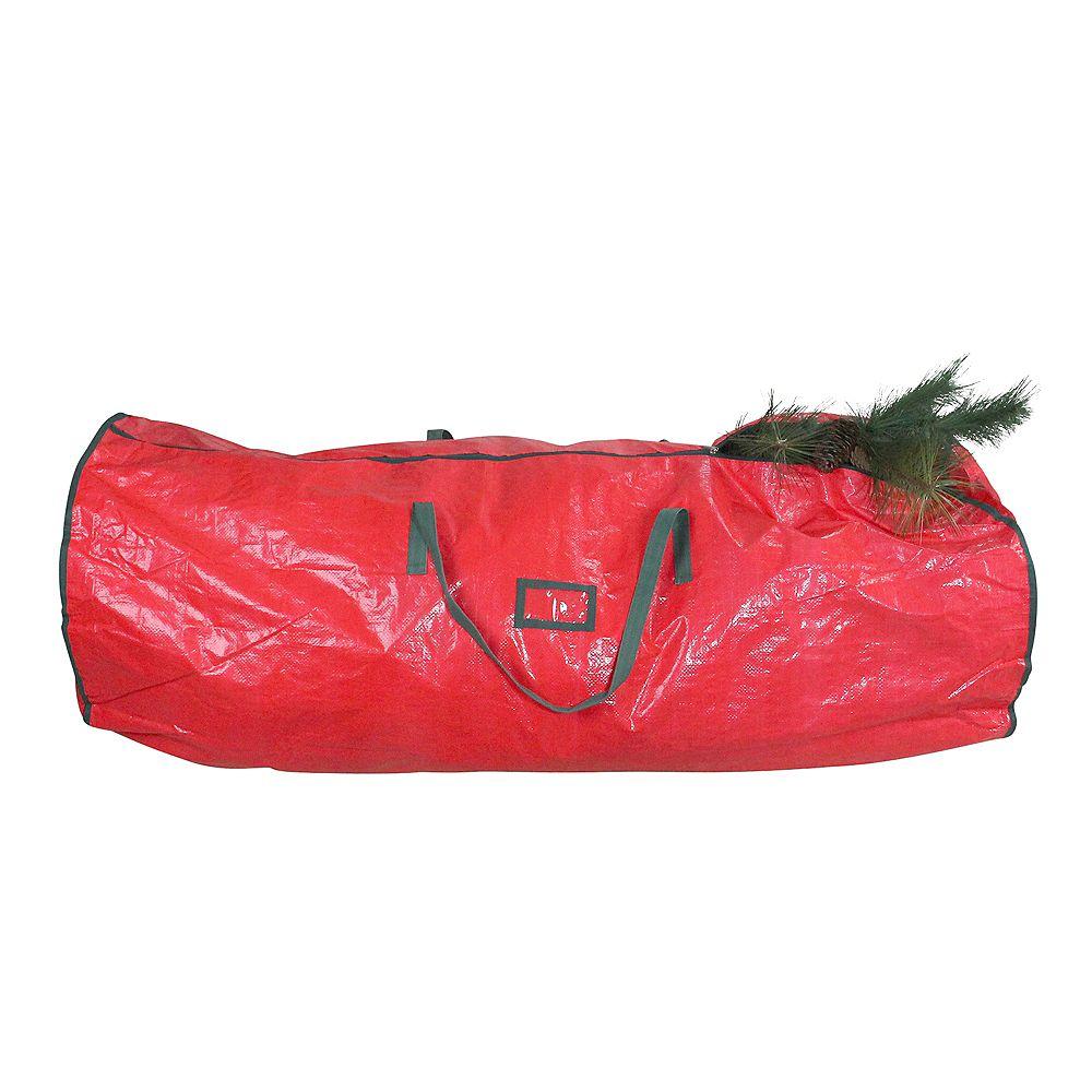 "Northlight 53"" Arbre de Noël rouge et vert artificielle sac de rangement"