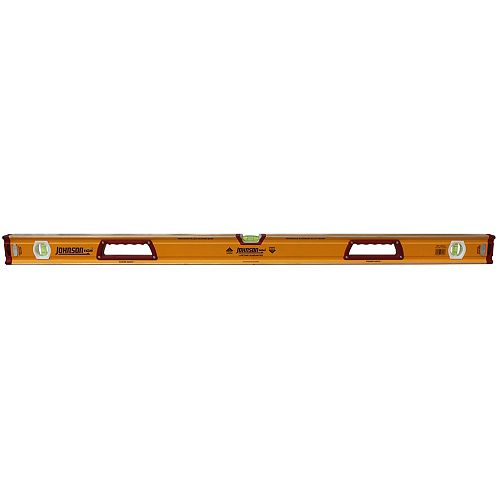 Johnson level 48 inch Heavy Duty Orange Aluminum Box Level