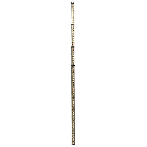 Johnson level 16 ft. Aluminum Grade Rod