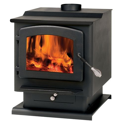 Englander 2,400 sq. ft. EPA Certified Wood-Burning Stove