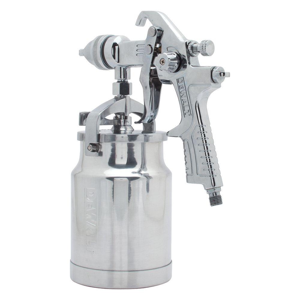 DEWALT Pneumatic Siphon Spray Gun