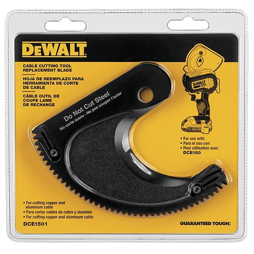 CABLE CUTTING TOOL REPLACEMENT BLADE