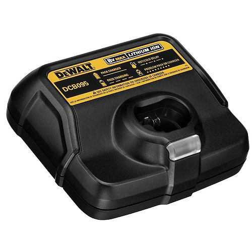 8V MAX BATTERY CHARGER