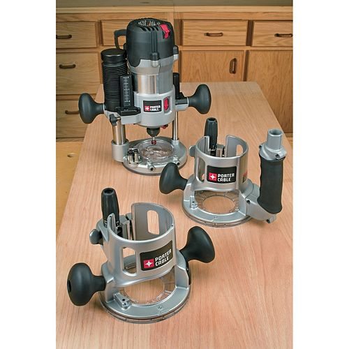 2 1/4 HP MULTI BASE ROUTER KIT WITH TABLE HEIGHT ADJUSTER