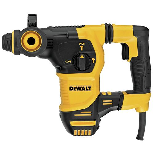 8.5 Amp Corded 1 1/8-inch SDS Plus Rotary Hammer