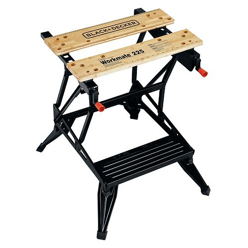 BLACK+DECKER Workmate Portable Project Center and Vise