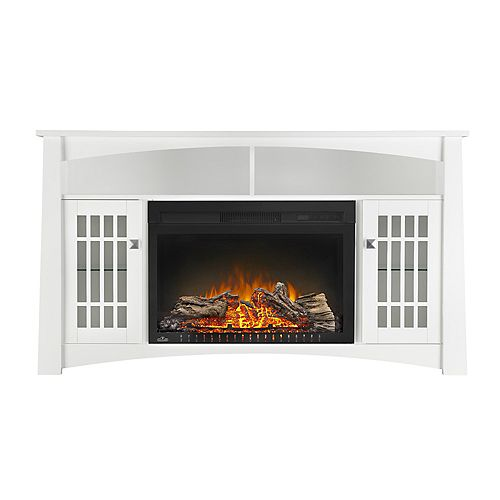 Napoleon The Adele Electric Fireplace Entertainment Package