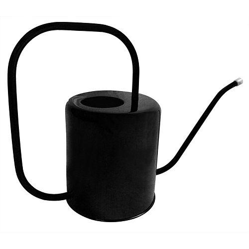 1.5 L Matte Black Watering Can