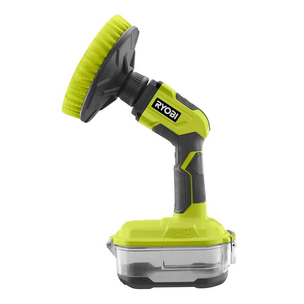 RYOBI 18V ONE+ Cordless Power Scrubber (Tool Only)