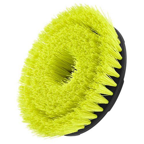 Accessoire de brosse à poils moyens de 6 pouces pour les brosses à récurer P4500 et P4510