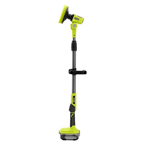 18V ONE+ Cordless Telescoping Power Scrubber (Tool Only)