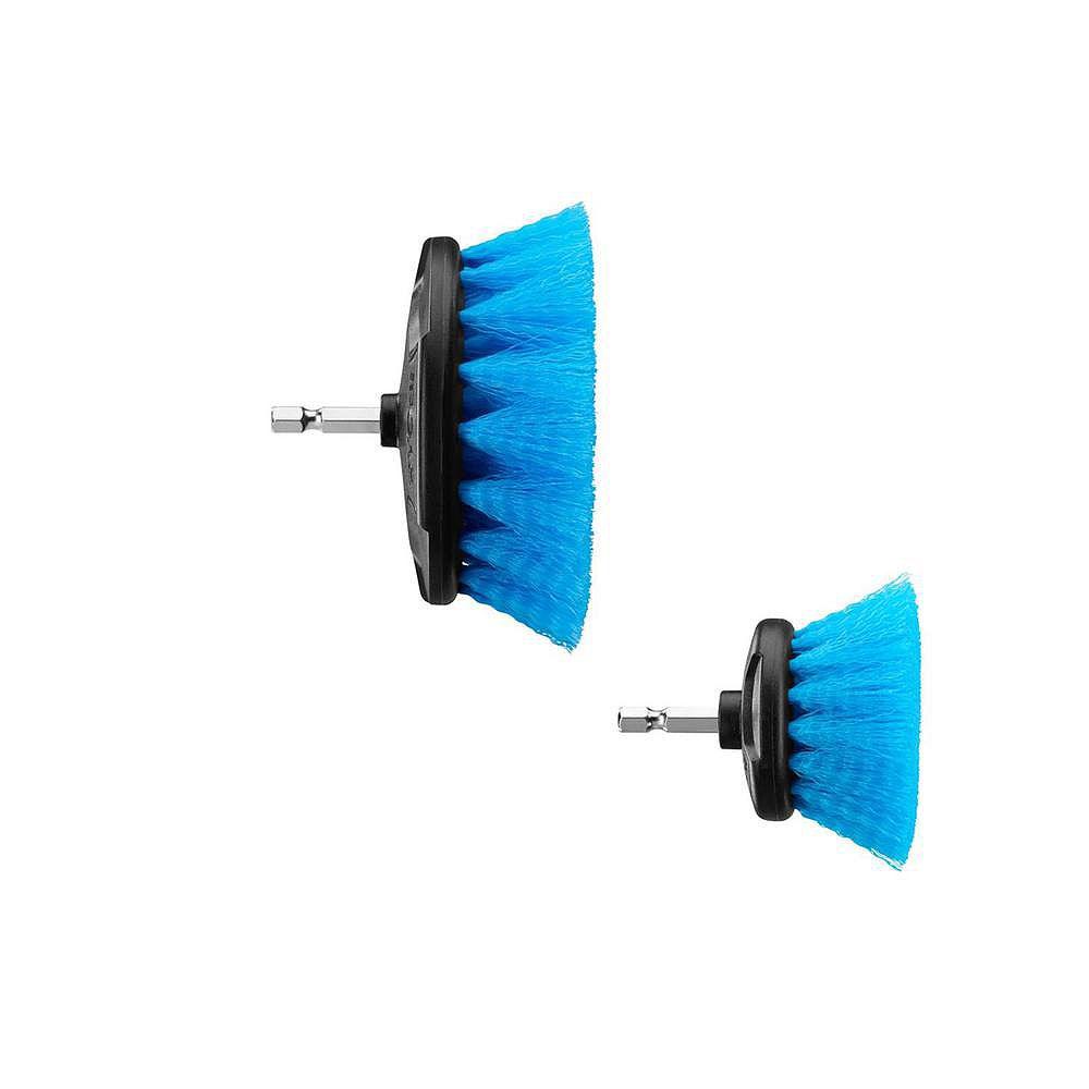 RYOBI Soft Bristle Brush Cleaning Kit (2-Piece)