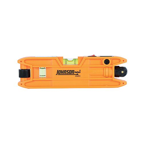 Magnetic Torpedo Laser Level