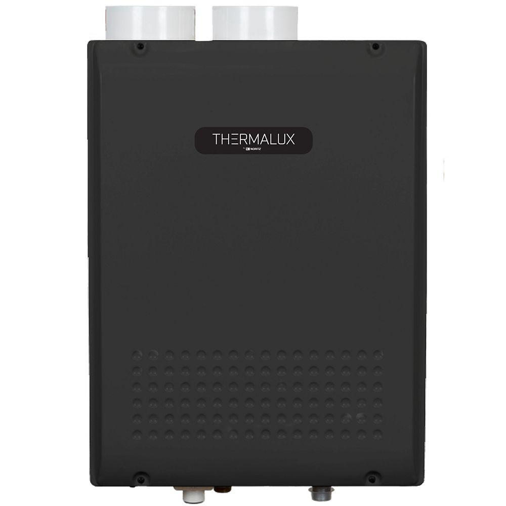 Thermalux 42 LPM 199,900 BTU High Efficiency  Condensing  Residential Liquid Propane Gas Tankless Water Heater