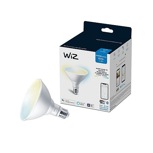 120W PAR38 WiFi Tunable in White