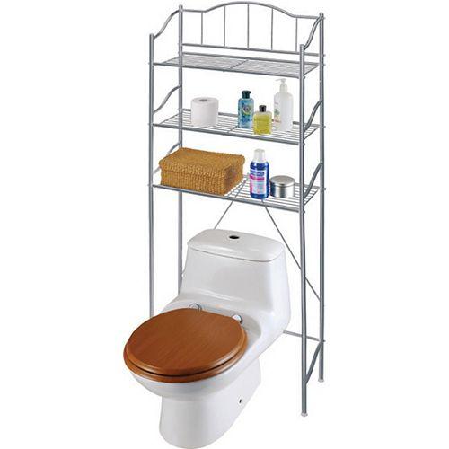 IH Casa Decor Over The Toilet Storage Unit