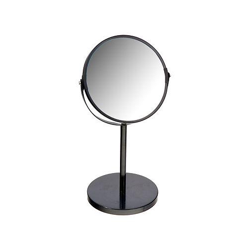 Miroir Grossissant Sur Le Piédestal