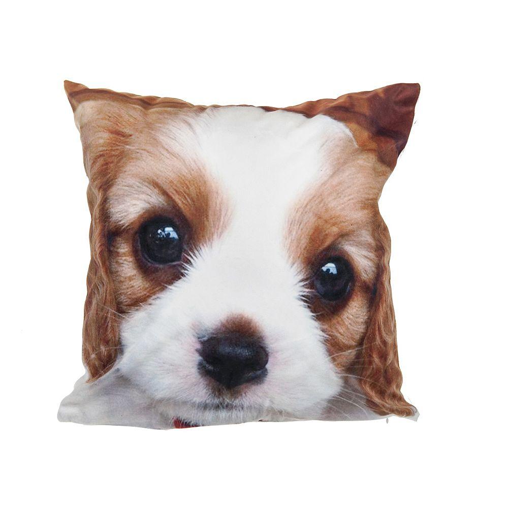 IH Casa Decor Shih Tzu - Velvet Filled Cushion - Set of 2