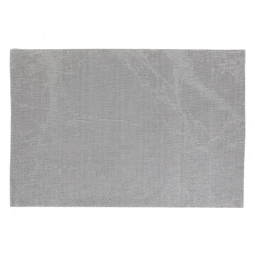 IH Casa Decor Vinyl Placemat (Marble) (Silver)(Set Of 12)