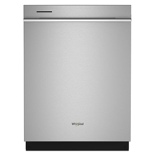 Top Control Large Capacity Dishwasher in Stainless Steel, Steel Tub - 3rd Rack 41 dBA - ENERGY STAR®