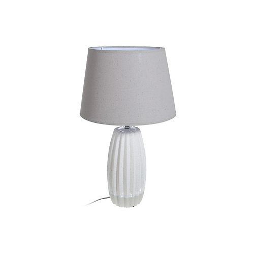 IH Casa Decor Ceramic Table Lamp With Shade (Sandhurst)