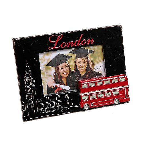 Polyrésine Vintage London Picture Frame (6 X 4)