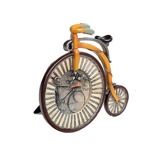 Polyresin Vintage Penny-Farthing Picture Frame (3 X 3)