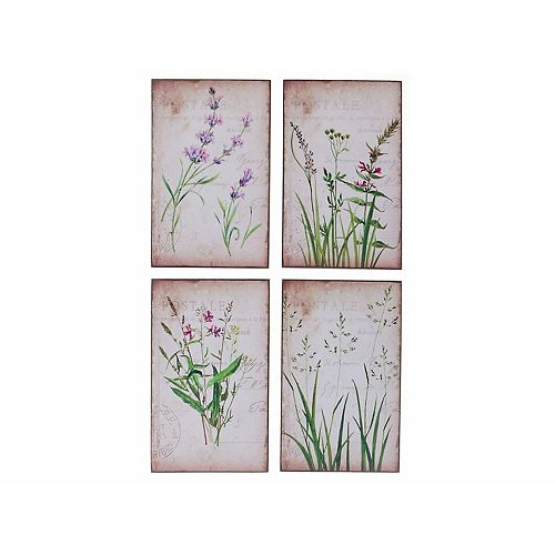 IH Casa Decor Feuillues - Wall Art Floraux