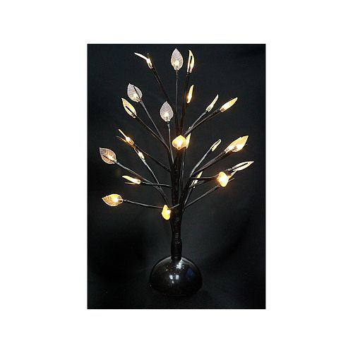 IH Casa Decor Led Mini Tree  With Leaves - Warm Light