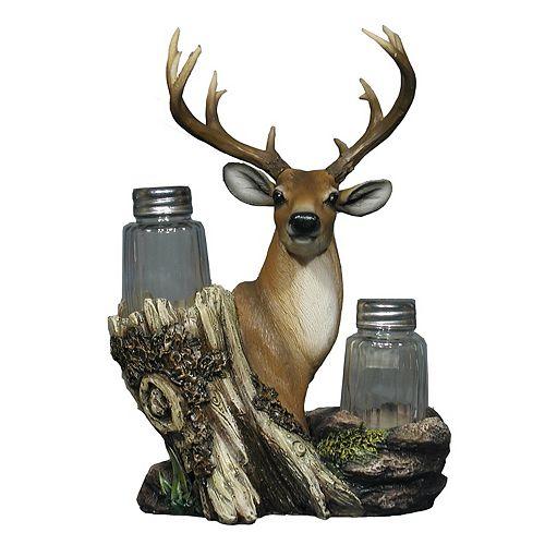 Deer Head Salt And Pepper Shaker
