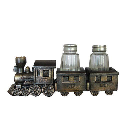 Express Train Salt And Pepper Shaker