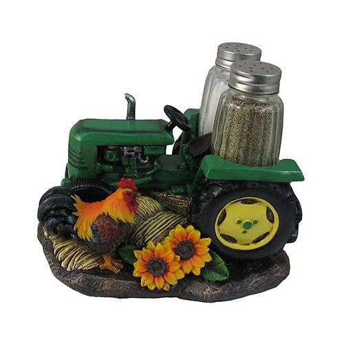 IH Casa Decor Salt And Pepper Shaker (Hobby Farm Tractor)