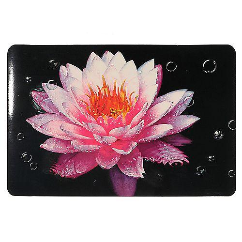 Plastic Placemat (Lotus)