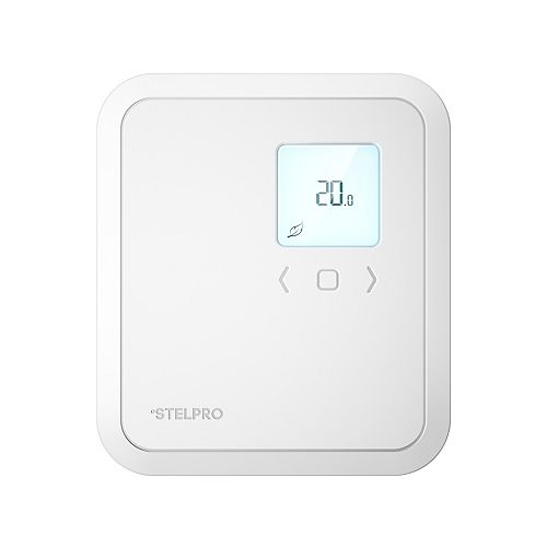 Non Programmable Convection Electronic Thermostat 2500W/240V (White)