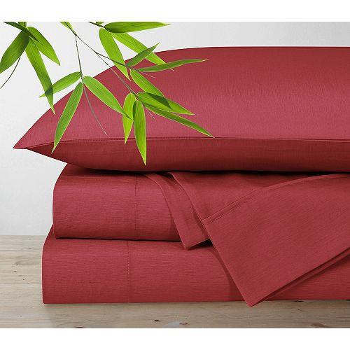 Bamboo Blend Sheet Set BURGUN QUEEN