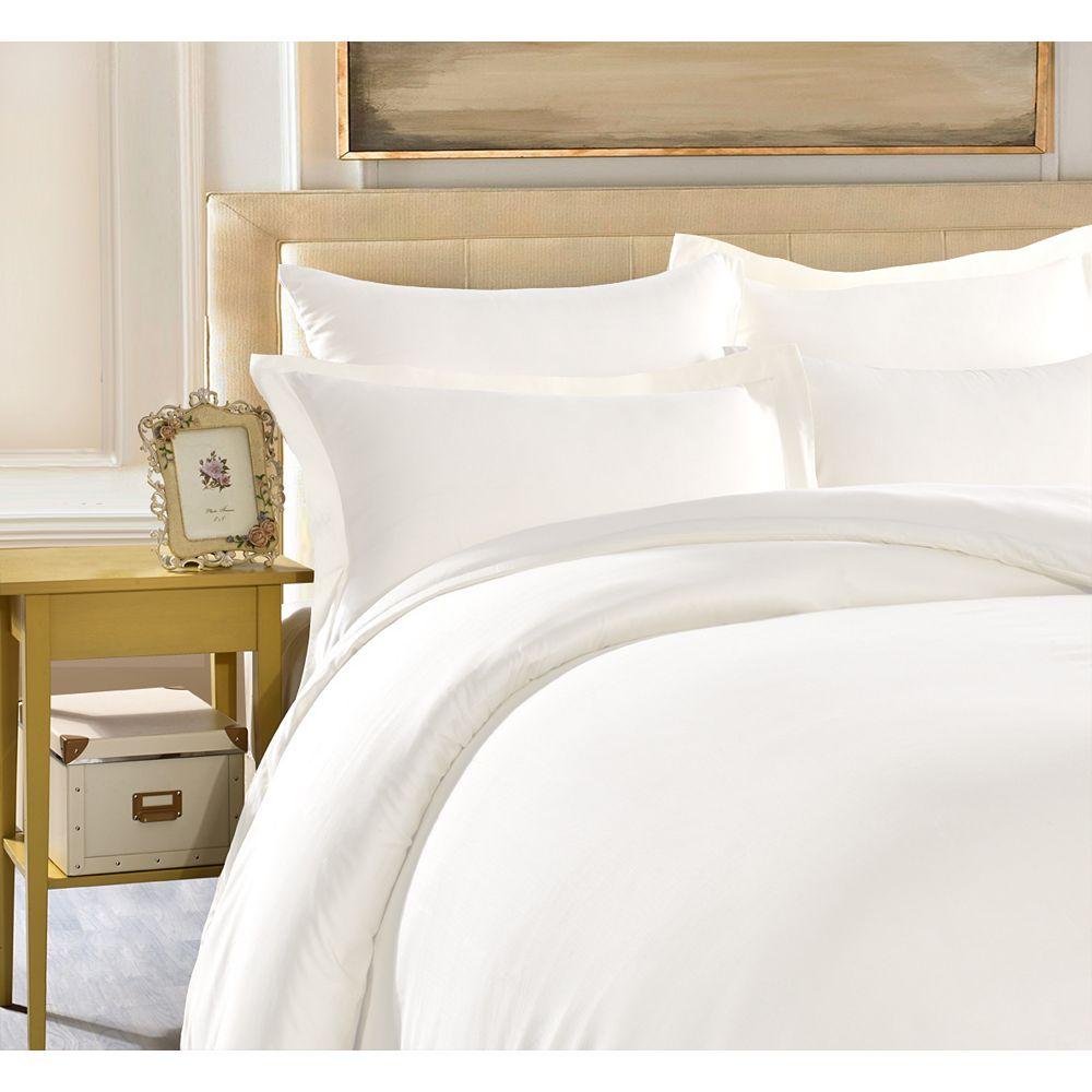 New Season Home 100% Natural Rayon Bamboo Ultra Soft 3 Pieces Bedding Duvet Cover Set King