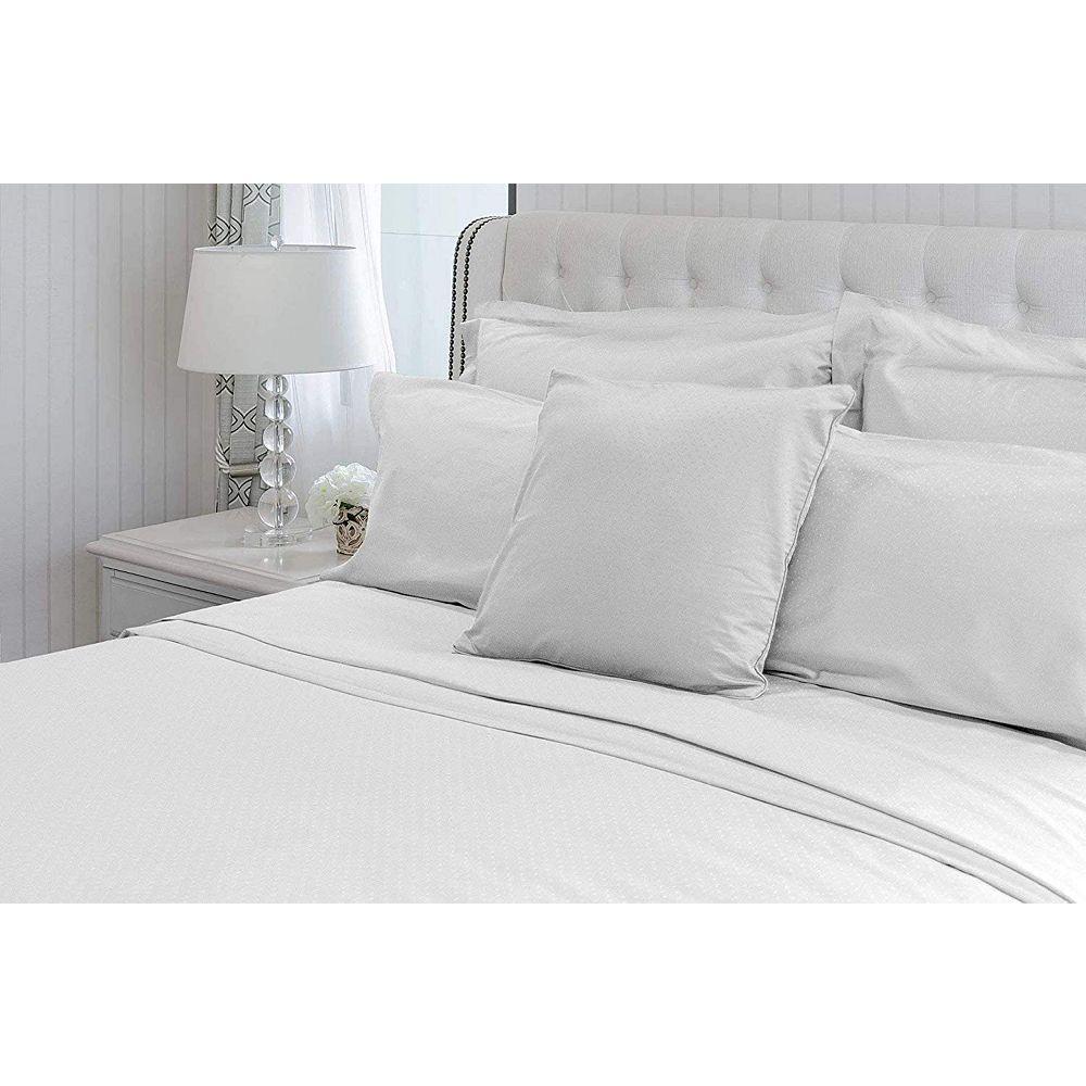 New Season Home Luxurious 3 Pc Pin Dot Duvet Cover Set 350 TC 100% Combed Cotton Elegant Bedding Duvet Set Twin
