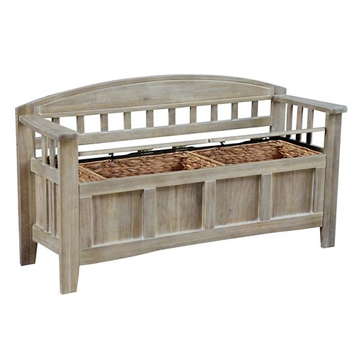 Paloma Storage Bench