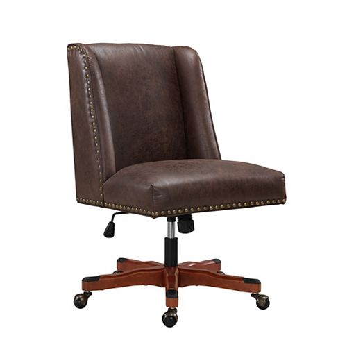 Monroe Brown Office Chair