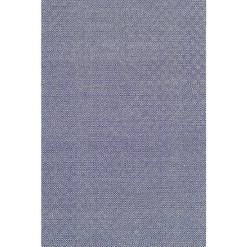 nuLOOM Tapis Tissé Main Lorretta Bleu Marine 9 ft. x 12 ft.