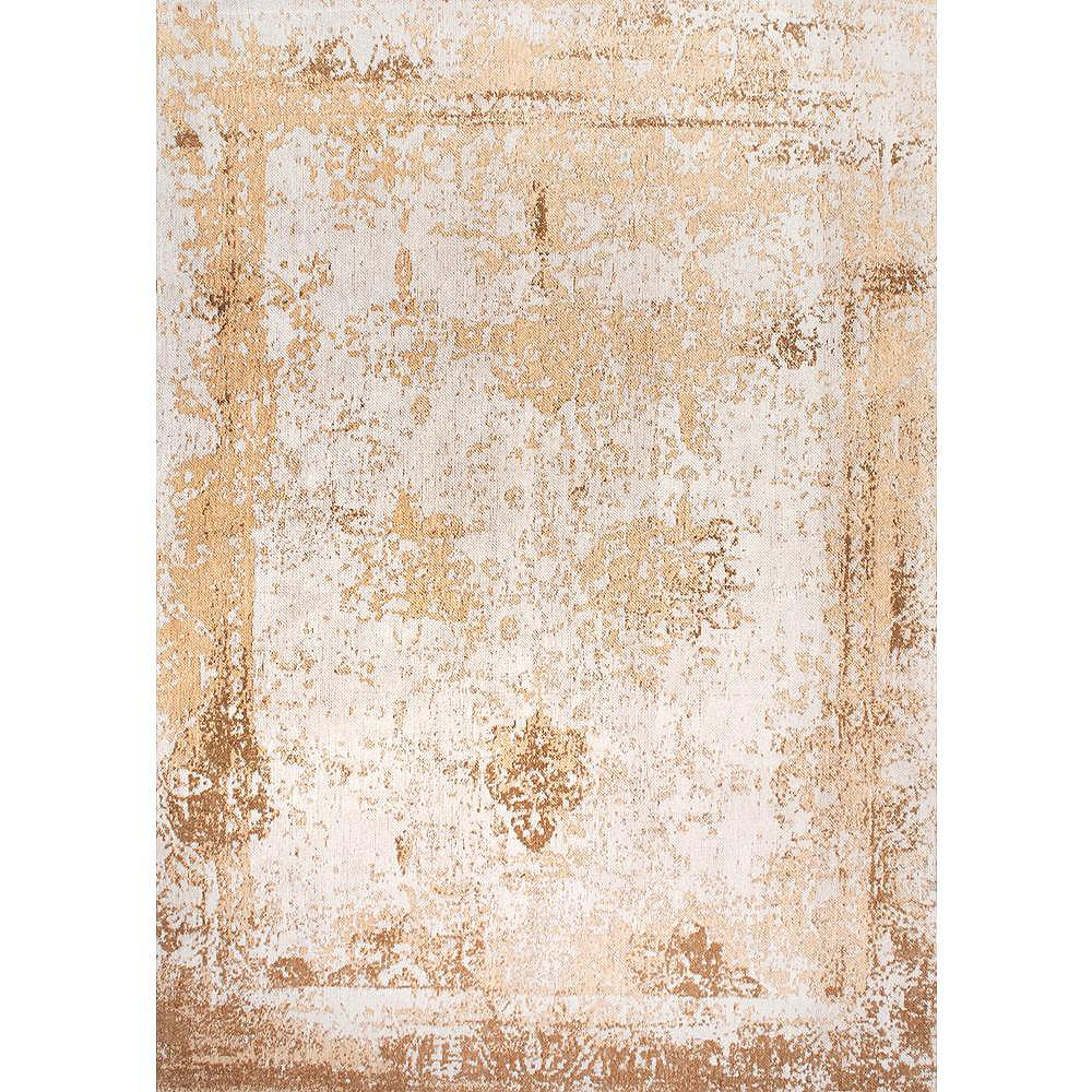 nuLOOM Vintage Shawanna Sand 7 ft. 6-inch x 9 ft. 6-inch Indoor Area Rug