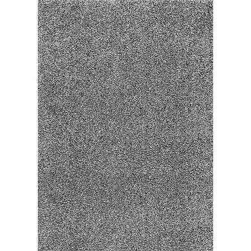 Keyhole Trellis Gray 10 ft. x 14 ft. Indoor Area Rug