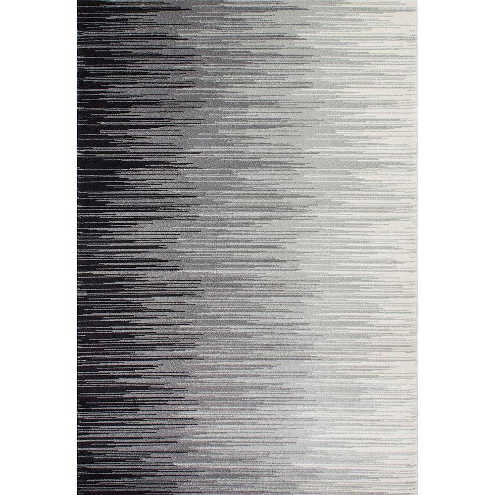 nuLOOM Lexie Black 8 ft. 10-inch x 12 ft. Indoor Area Rug
