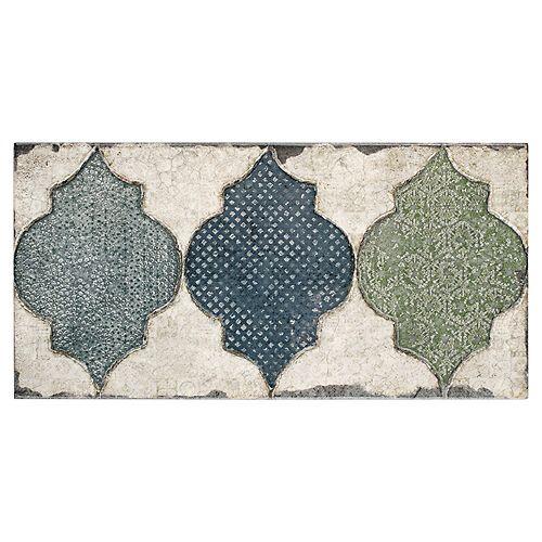 Merola Tile Sample - Essenza Fenice 5-7/8-inch x 11-7/8-inch Ceramic Wall Tile