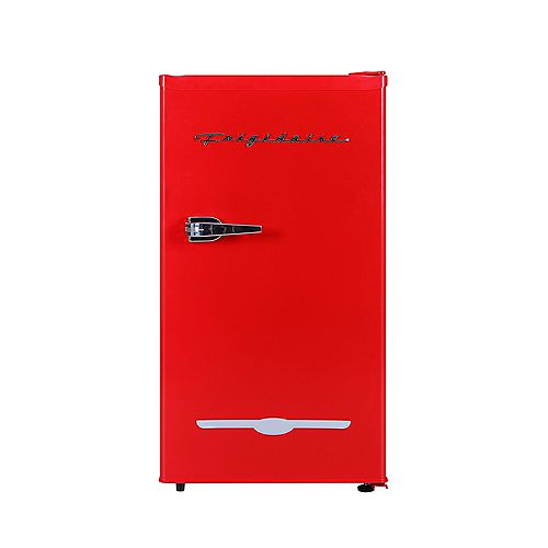 3.2 Cu. Ft. Retro Compact Fridge