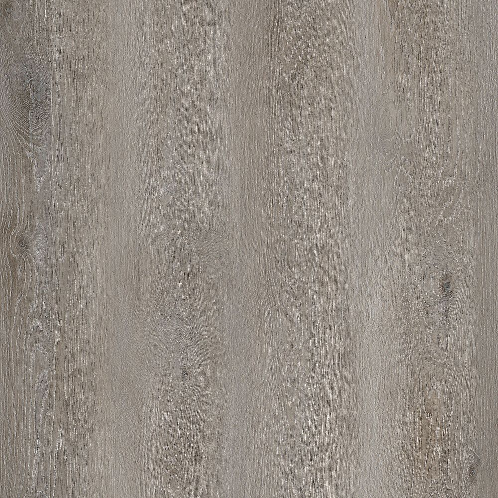 Allure Contact San Mateo Gray 6-inch x 36-inch Luxury Vinyl Plank Flooring (36 sq. ft. / case)