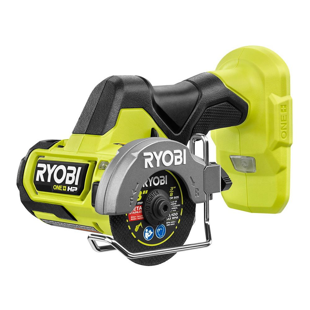 RYOBI 18V ONE+ HP Brushless Cordless Compact Cut-Off Tool (Tool Only)