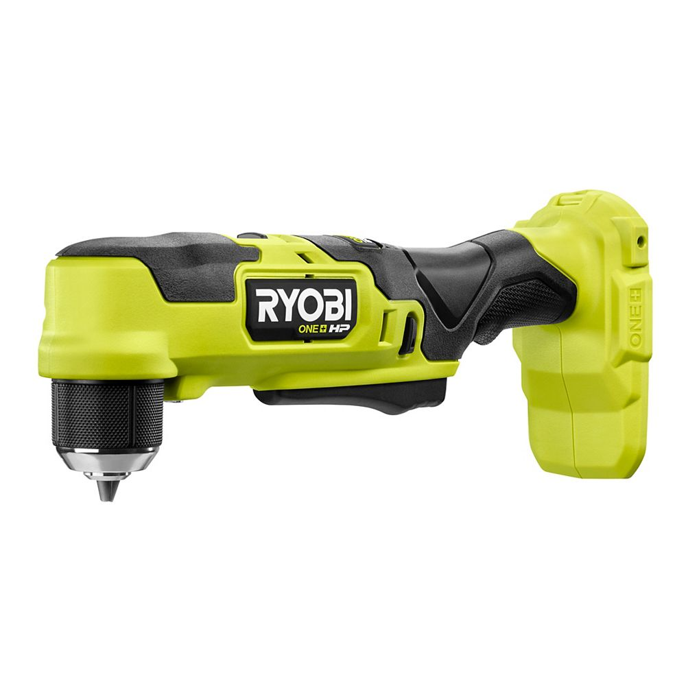 RYOBI 18V ONE+ HP Brushless Cordless Compact 3/8 -inch Right Angle Drill (Tool Only)