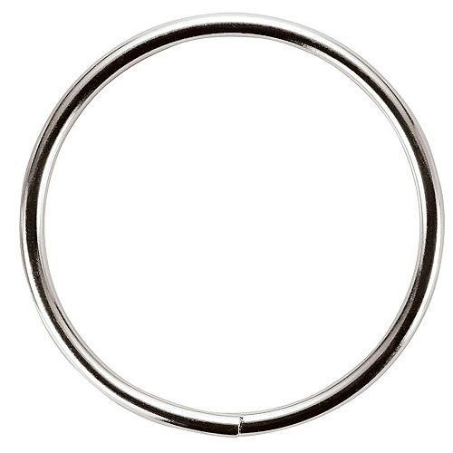 1 -inch 2 lb. Lanyard Split Ring (5-Piece)